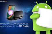 Lenovo K4 Note starts getting Android Marshmallow