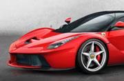 Ferrari confirm the LaFerrari Spider project