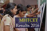 MHTCET Results 2016: Declared at www.mhtcet2016.co.in