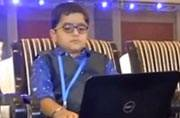8-year-old kid stuns Satya Nadella, plans to be Microsoft CEO
