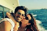 Mush alert! Sanaya Irani-Mohit Sehgal share romantic pic from their Spain holiday
