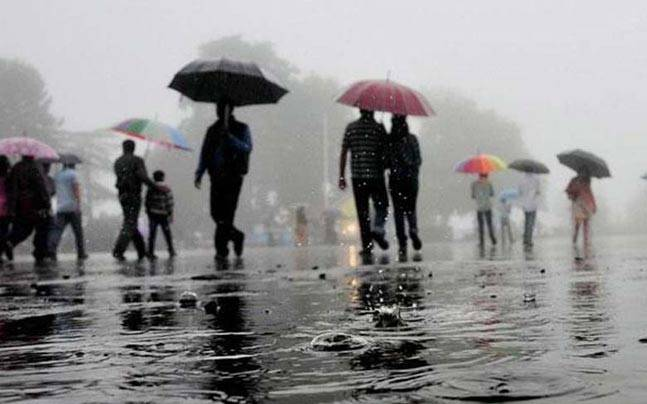 Weather alert for next 48 hours: Heavy rainfall forecasted