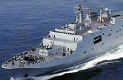 As India kicks off naval drills with US and Japan, China responds warily