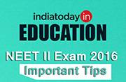 CBSE NEET II Exam 2016: 10 quick tips to crack the examination in one month