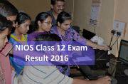 NIOS Class 12 Exam 2016: Result to be declared today at 3 pm at nios.ac.in