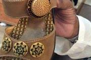 Sale of 'Om' inscribed shoes in Pakistan leave Hindus fuming