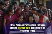 Uttar Pradesh Polytechnic Entrance Results JEECUP 2016 likely to be declared today at www.jeecup.org
