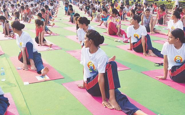 National Yoga Olympiad