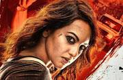 Akira first poster: Sonakshi Sinha packs a punch in this intense poster