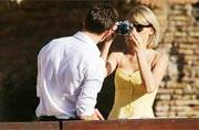 SEE PICS: Taylor Swift and Tom Hiddleston on a Rome-antic holiday