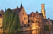 Kolkata-based fashion designer, Pranay Baidya sends us a postcard from Bruges and Bavarian Germany