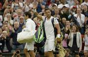Playing against Roger Federer was like a fairytale: Marcus Willis