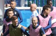 Euro 2016: France need swift start to escape Iceland eruption
