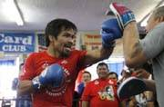 Manny Pacquiao to return to the ring in late 2016: Reports