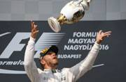 Lewis Hamilton wins Hungarian Grand Prix to take championship lead