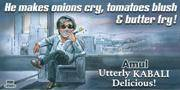 SEE PIC: Rajinikanth's Kabali gets an Amul makeover