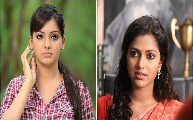 Amala Paul in place of Samantha?