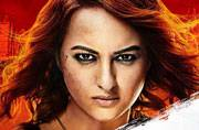 New Akira poster: Sonakshi Sinha is fierce and ferocious in the second poster of A.R.Murugadoss's action film