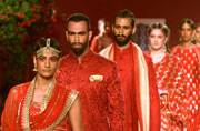 ICW Day 2: Anita Dongre showcases vintage style