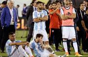 Argentina struggling to prepare football team for Rio Games