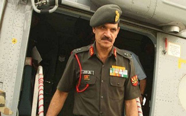 Army Chief General Dalbir Singh