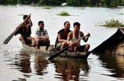 Lakhs displaced, rhinos killed: Move over Gurgaon, it's the Assam floods that really need our attention