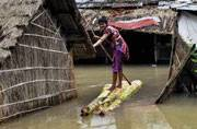 Parts of Guwahati inundated as floods affect over 1.5 lakh people in Assam
