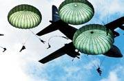 Parachutes designed for troops found to be defective, says Defence Minister