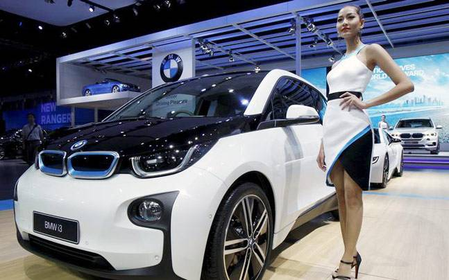 Bmw I3 Sales Rise After Government S Push To Subsidize Electric Cars