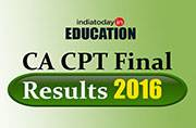 CA CPT Final Results 2016: To be out today at 2 pm on icai.nic.in