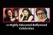 11 highly educated Bollywood celebrities