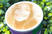 Wimbledon has mashed two things you love--coffee and selfies
