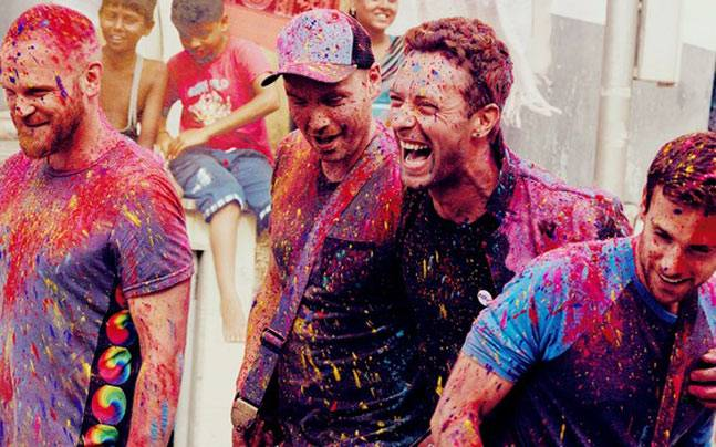 Delhi or Mumbai, which city will be lucky enough to host the Coldplay concert? Picture courtesy: YouTube