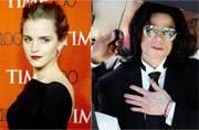 Emma Watson was not Michael Jackson