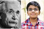 Meet 11-year-old Nagpur boy with Einstein, Stephen's IQ