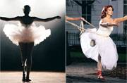 Photographer recreates stunning dance scenes from famous movies with disabled dancers