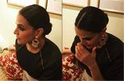 Neha Dhupia's lehenga is the perfect pick for your best friend's wedding