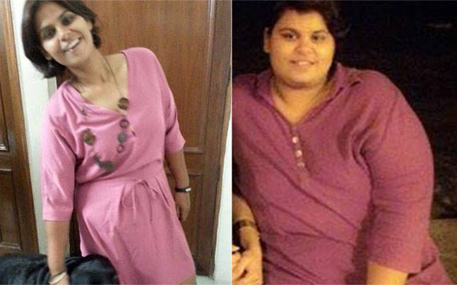 L This Is What Pallavie Looks Like Now After Losing 64 Kg