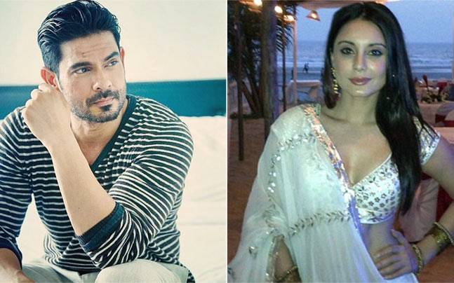 The stars might appear together in a new TV show. Picture courtesy: Instagram/KeithSequeira, Instagram/Minissha Lamba
