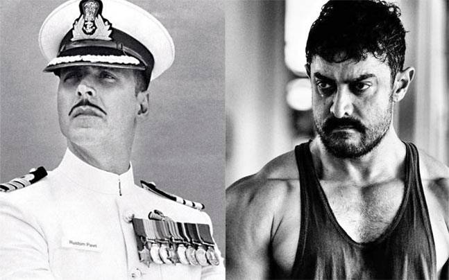 Rustom and Dangal