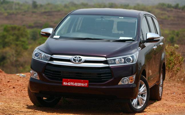Toyota India To Commence Delivery Of Innova Crysta Petrol
