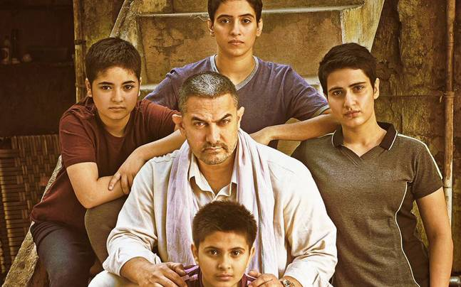 The new poster of Dangal