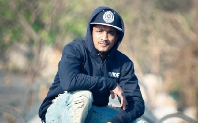Divine, the rapper. Picture courtesy: Instagram/vivianakadivine
