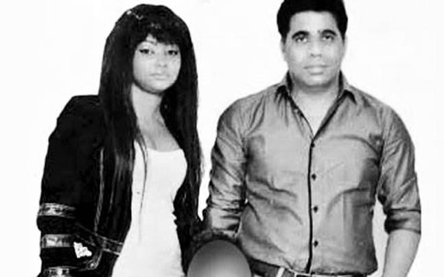 Rupesh Kumar Mohnani and Cynthia Vechelcame
