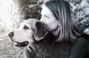 How a woman's dog helped her fight depression