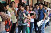 Ambedkar University's first cut off touches 100 per cent in five subjects