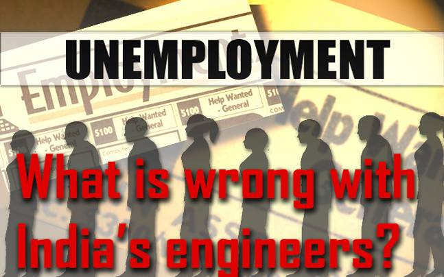 What's Problems with India's engineers Factors working behind an engineer's employability