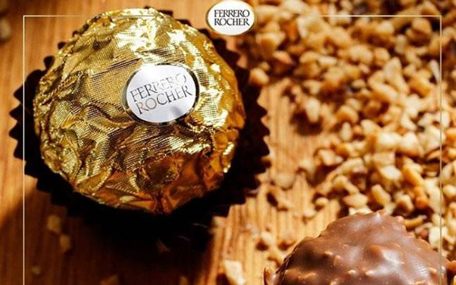 How did the world's most famous chocolates get their names