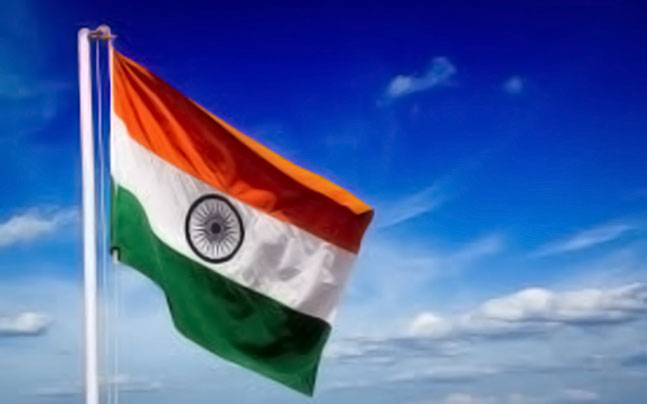 Hoist tri-colour in all government colleges of MP