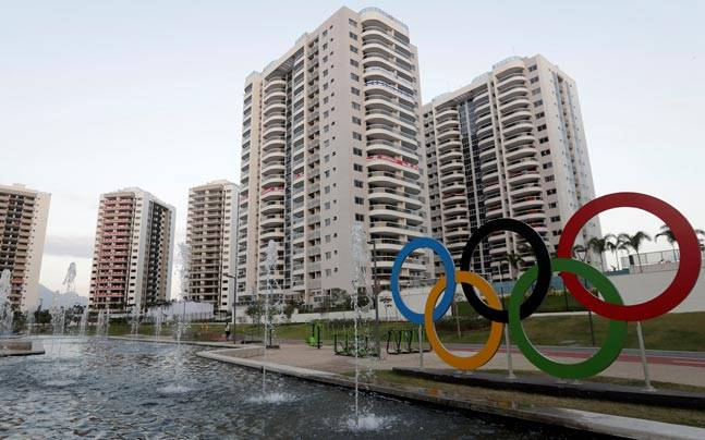 Olympic Games Village